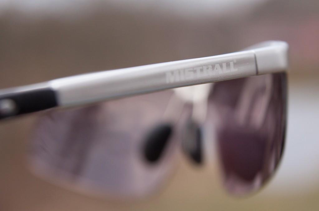 Dość solidne oprawki okularów firmy Mistrall