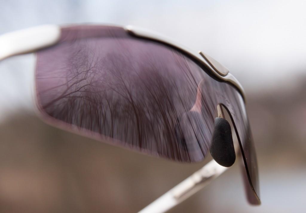 Okulary polaryzacyjne Mistrall, dość jasne