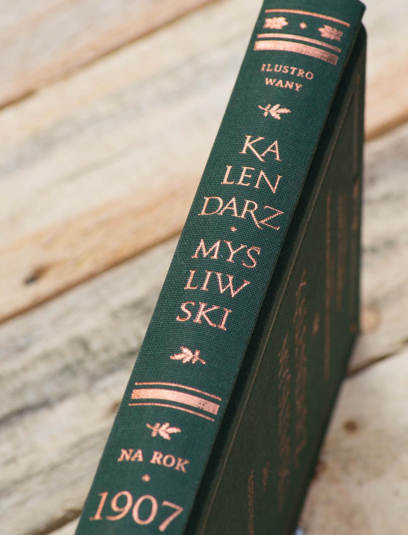 Nie tylko ciekawa książka ale i ładnie będzie wyglądała na półce